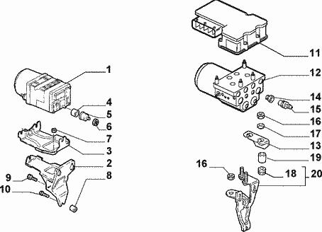 1994 Mazda Navajo Fuse Box. Mazda. Auto Fuse Box Diagram
