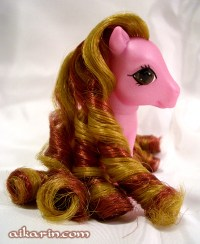 Chocolicious - chocolate themed custom pony by Aikarin