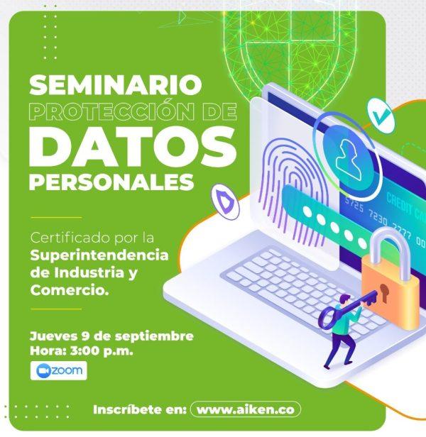 Seminario Protección de Datos Personales