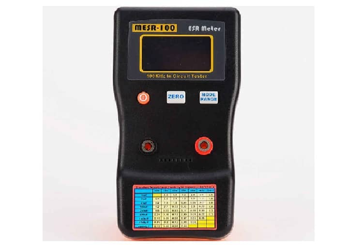 How Do You Use an ESR Meter