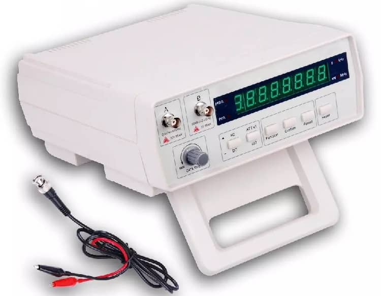 How Does a Frequency Counter Operate