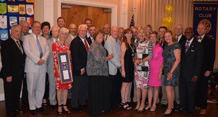 Aiken Rotary Social