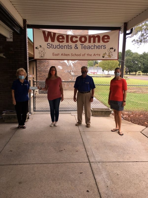 2020 Story Walk at East Aiken