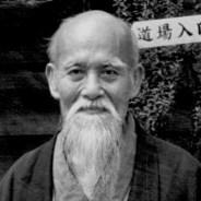 Le fondateur, Moriheï Ueshiba