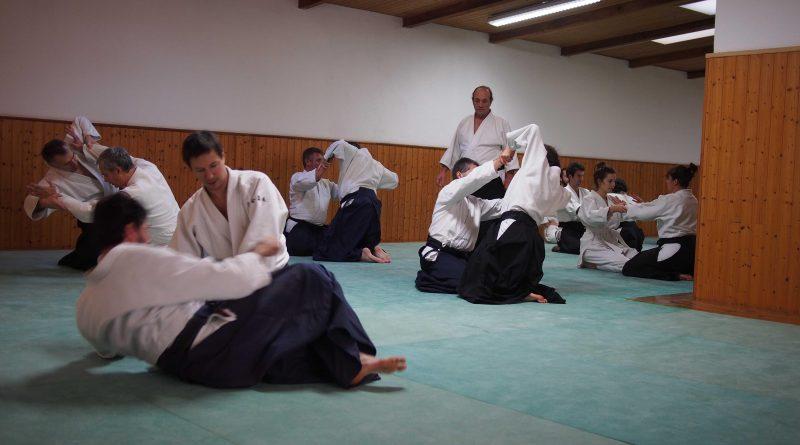 Reprise des cours d'Aïkido le jeudi 6 septembre