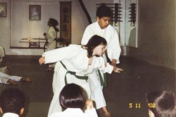 Kid's Class NY Aikikai