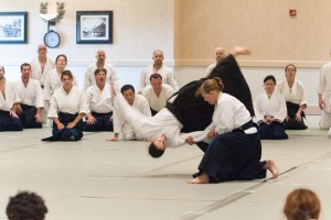 Women in Aikido
