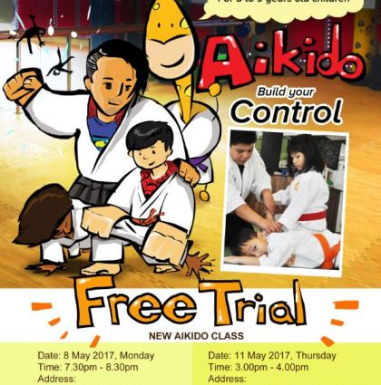 FREE TRIAL @ SAFRA Punggol & East Point Mall