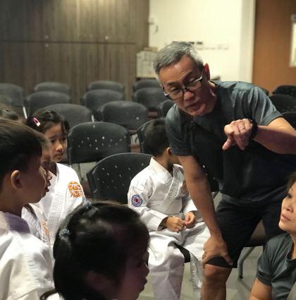 Bethesda Ang Mo Kio Kindergarten Aikido Showcase