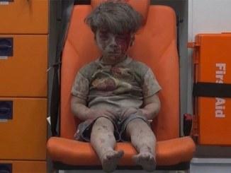 دنیا کو تڑپانے والا عمران دقنیش نامی بچہ