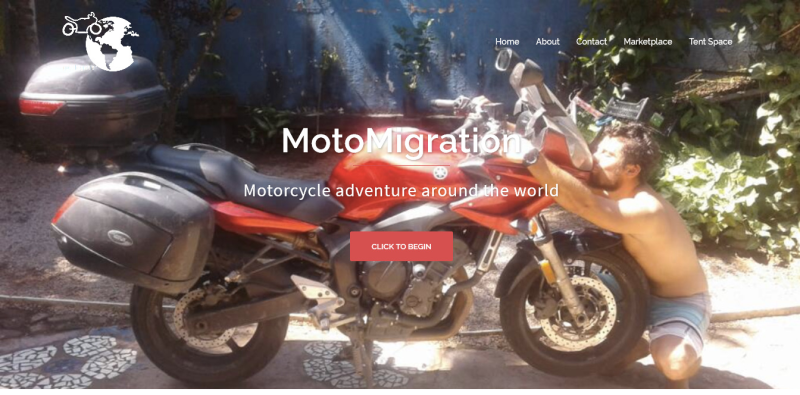 MotoMigration – Motorcycle adventure around the world
