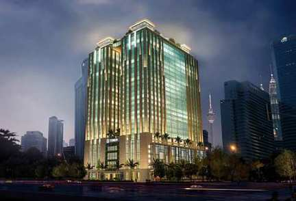 GTower located in the heart of KL Golden Triangle area