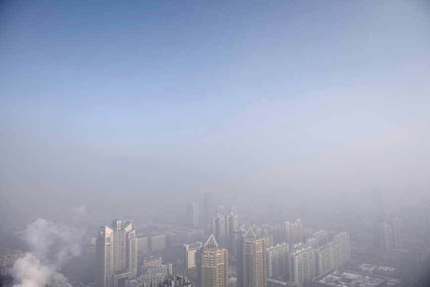 CNN praises China for inadvertently reducing air pollution during ...