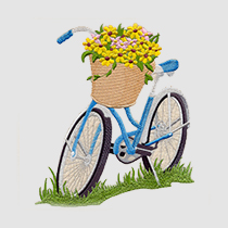 Embroidery Digitizing-Cycle