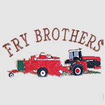 Embroidery Digitizing-Fry