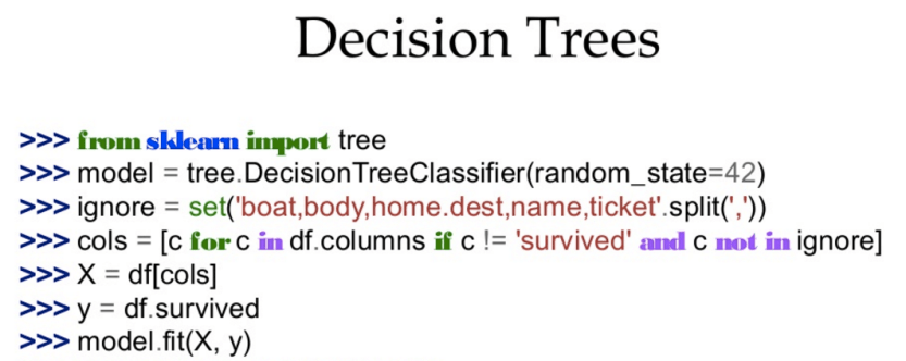 Decision Trees Machine Learning