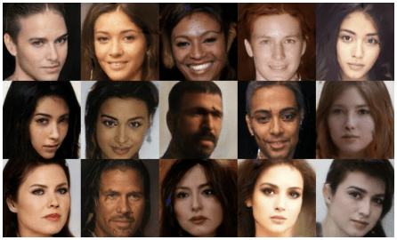 BEGAN - Generative Adversarial Networks Faces Generation