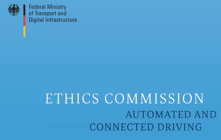 Ethical rules Automated and Connected Driving