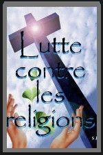 La lutte contre les religions
