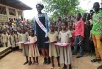 AIMES-AFRIQUE accompagne le comité miss Togo diaspora 2017 dans l'exécution de son projet social dans les dix (10) villages pilotes de AIMES-AFRIQUE
