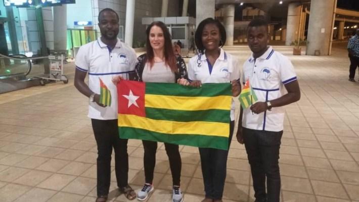 Coopération SUISSE-TOGO: Une volontaire suisse accueillie au siège international de AIMES-AFRIQUE à Lomé