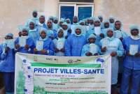 TOGO-KOZAH: Mise en oeuvre du projet VILLES-SANTE dans la region de la Kara