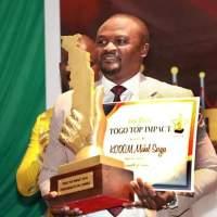Dr Serge Michel KODOM élu «Meilleur Personnalité de l'année 2018»