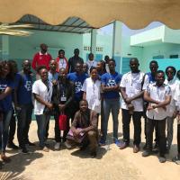 AIMES AFRIQUE Sénégal consulte 186 patients à Dakar