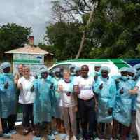 Une prouesse médico-chirurgicale de AIMES AFRIQUE à Mango