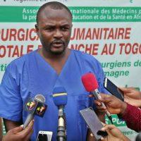 Le corps médical face au Covid-19 sans protection, Dr Kodom s'insurge