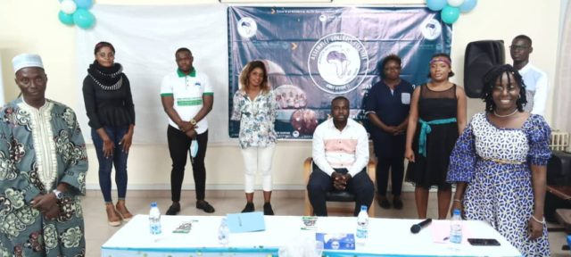 Nouveau bureau exécutif à la tête de AIMES-AFRIQUE Côte d'Ivoire