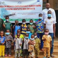 Santé/ Zone rurale : Grâce au projet « AMZA », 1000 enfants de paysans seront opérés gratuitement dans tout le Togo par AIMES-AFRIQUE