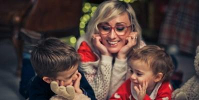 Il mio regalo per Natale? Un bellisismo servizio fotografico con i miei figli
