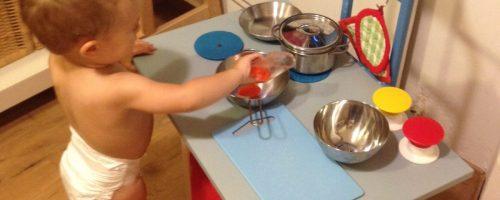 Cucina per bambini fai da te VS Cucina Ikea: 1 – 0
