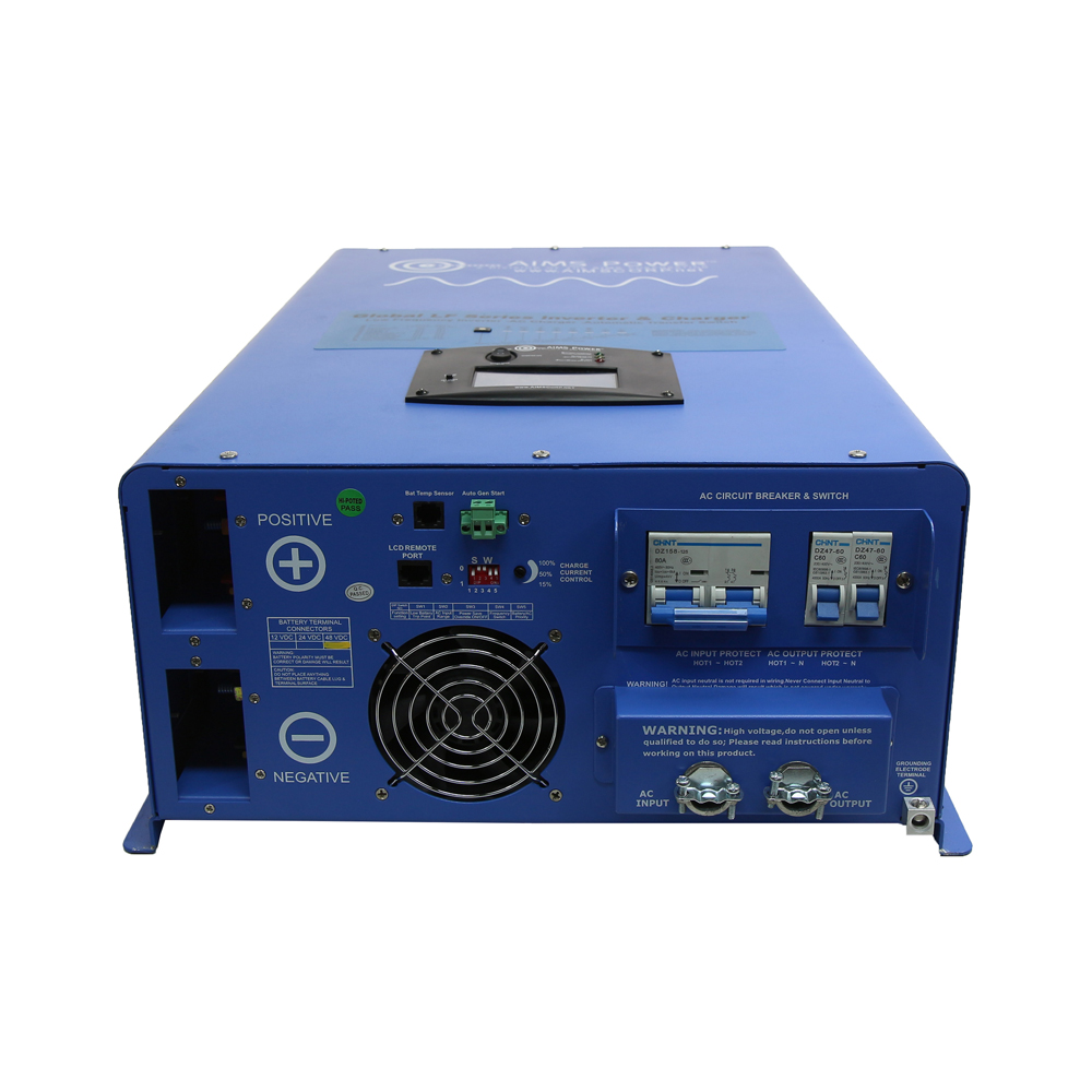 hight resolution of 48 volt pure sine inverter chargers