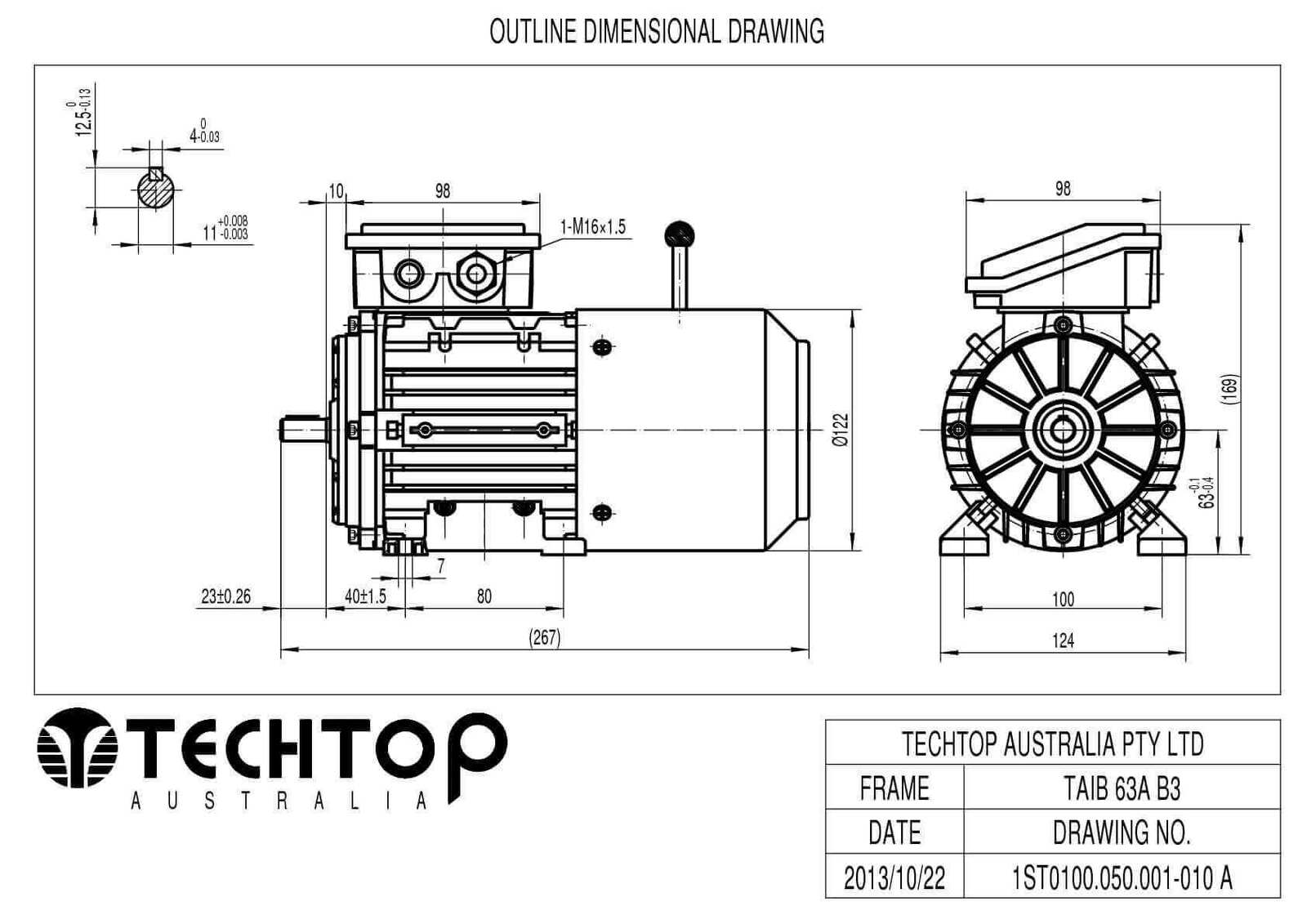 6 Pole Motor Wiring Diagram