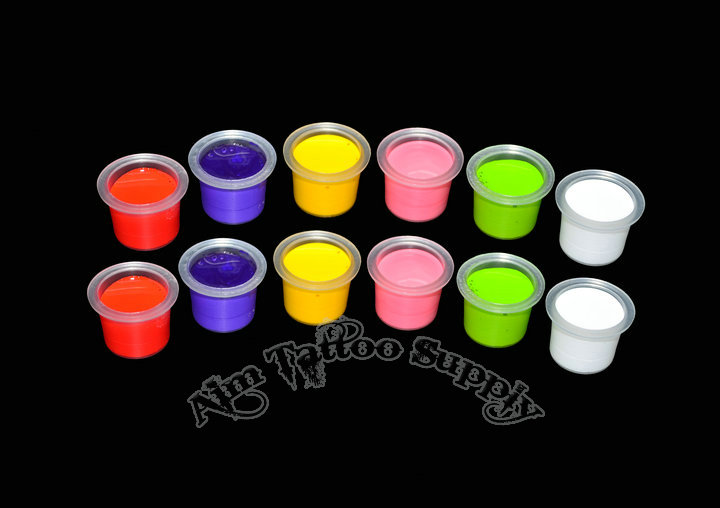 Clear Tattoo Ink Cups With New Professional Package M