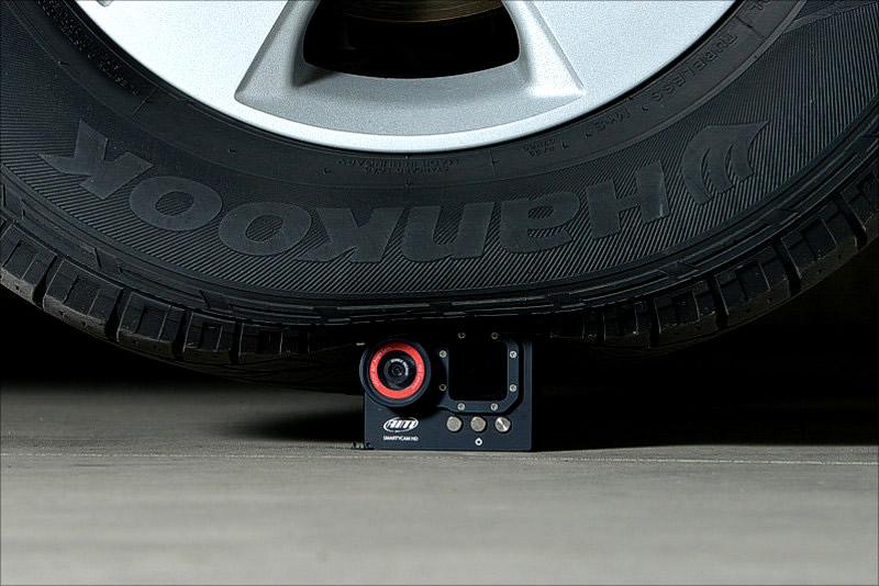 Smartycam camera design for Motosport