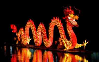 5 Best places to spend Chinese New Year