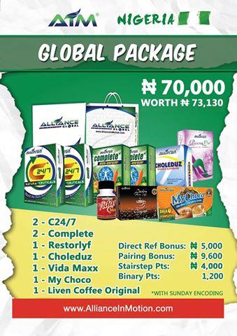Global Package Nigeria