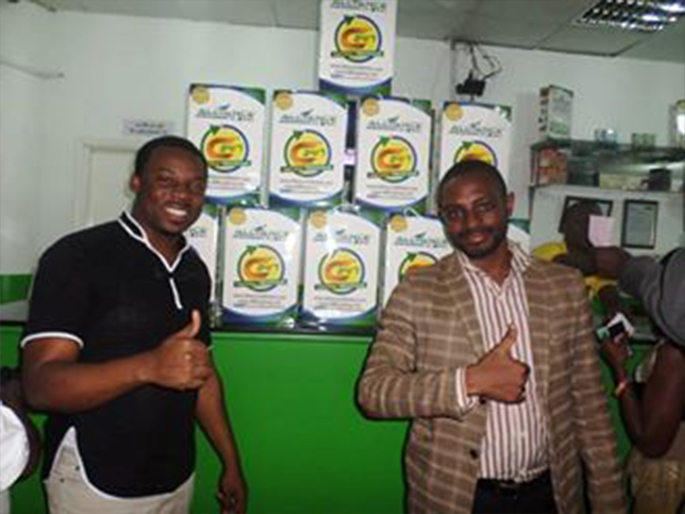 AIM Global Ghana partners