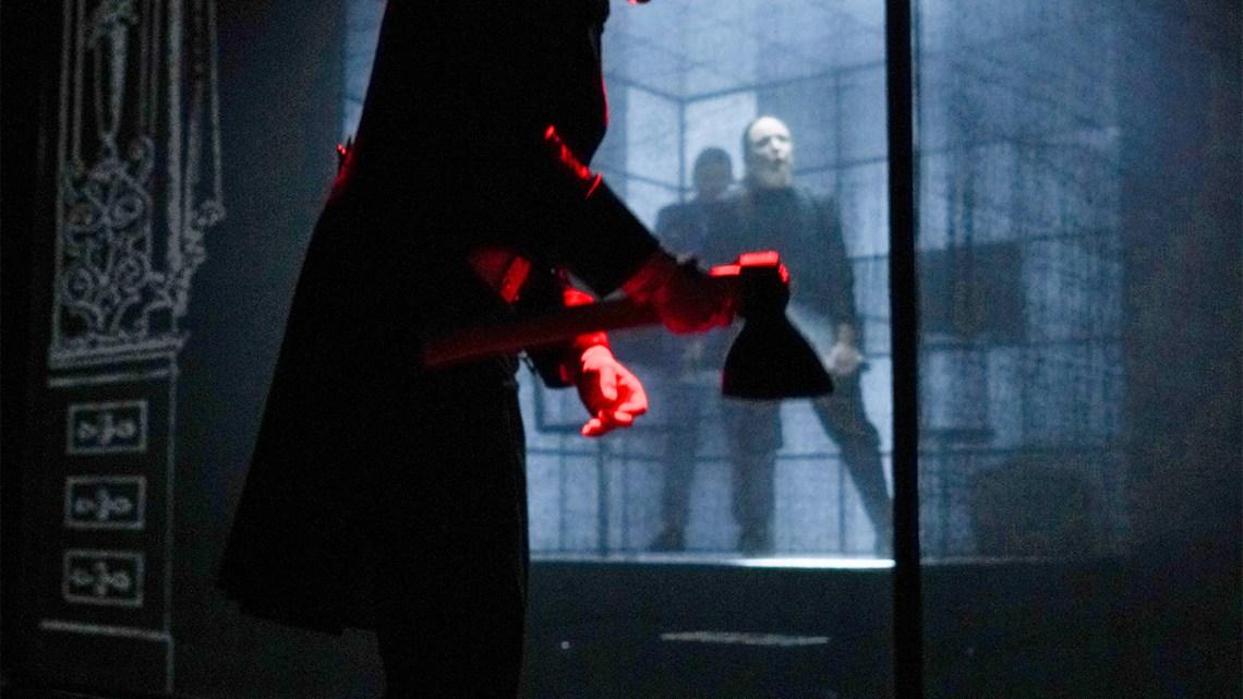 Tampereen Työväen Teatteri – The Nether – Arvostelu – Kuva © Kari Sunnari