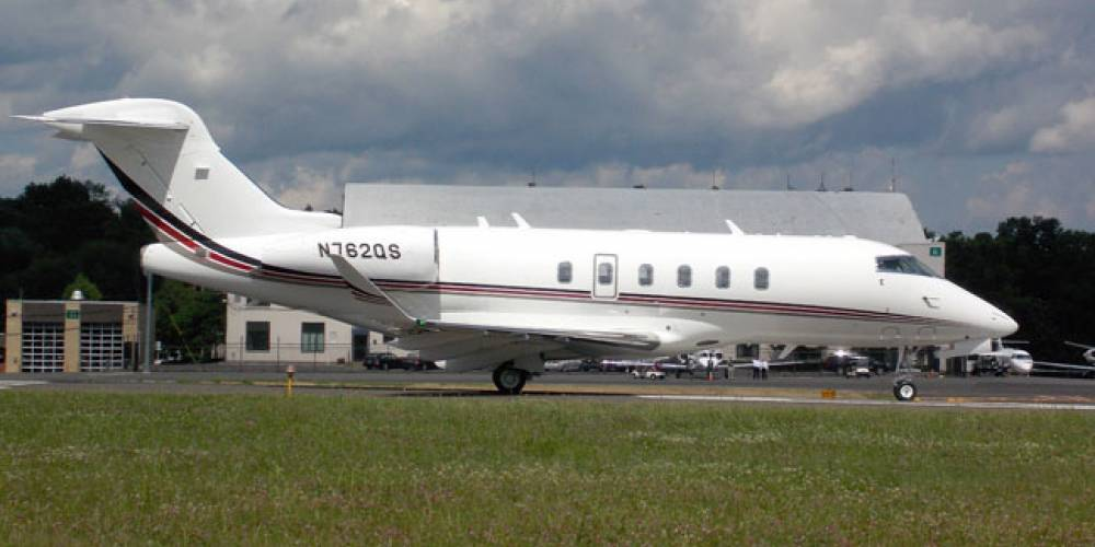 Netjets Takes Delivery Of First Challenger 350 Business