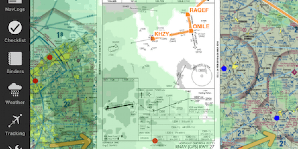 General Aviation Map