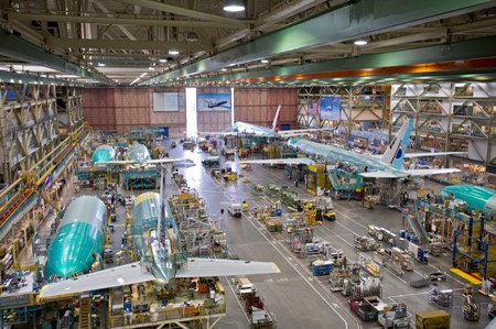 Boeing Confident In Smooth 777X Transition Air