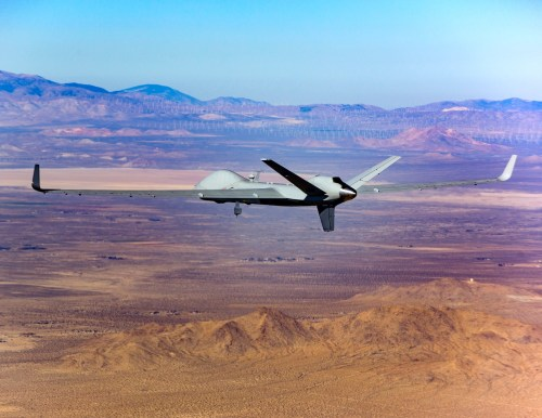 small resolution of general atomics completes first flight of certifiable predator b