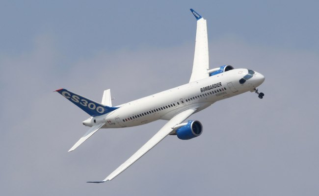 Bombardier Announces Cseries Performance Boost Air