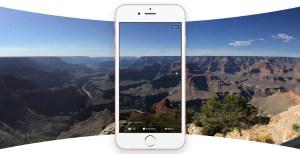 فيسبوك تطلق ميزة الصور بدقة 360 درجة