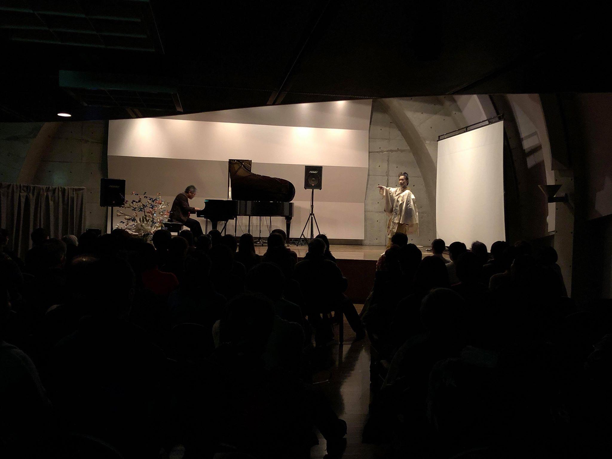 やまと師匠の舞とピアノ-2