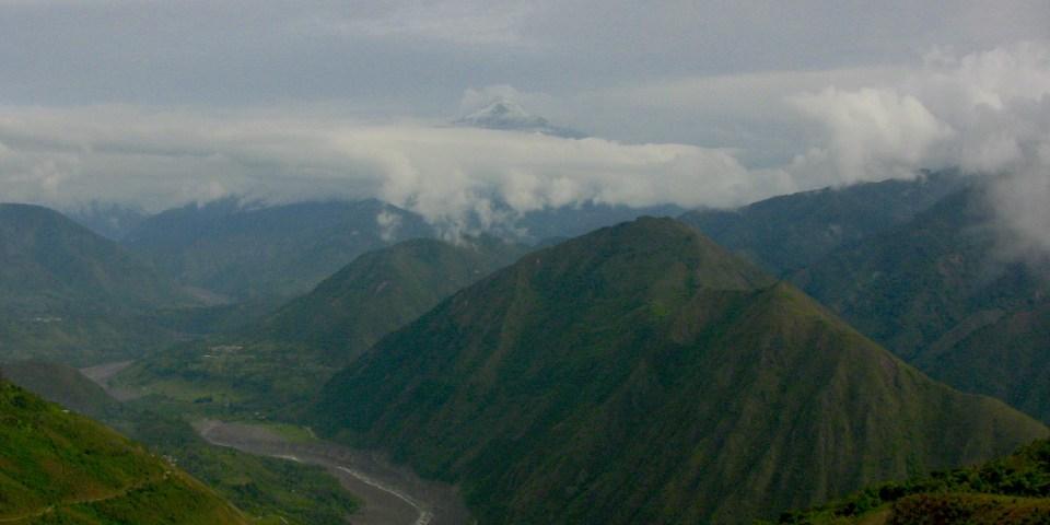 Volcano wide